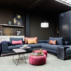 Banken : Design on Stock - Aikon Lounge bank