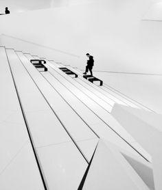 upstairs by Simone Sander