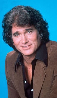 Michael Landon was a great star in Highway to Heaven