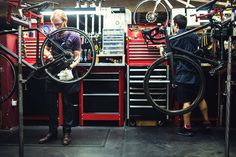 Maintaining a healthy relationship with your bicycle mechanic is a worthwhile endeavor.