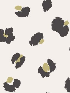 This stunning Large Leopard Spot Wallpaper will bring a stylish contemporary feel to your home. The design features a large scale leopard print pattern in matte black and soft metallic gold, set on a pale cream background with a smooth matte finish. Easy to apply, this wallpaper will look great when used to decorate a whole room or to create a beautiful feature wall. Leopard Print Wallpaper, Spotted Wallpaper, Animal Wallpaper, Paper Wallpaper, Wallpaper Backgrounds, Wild Creatures, Leopard Spots, High Quality Wallpapers, Instagram Story Template