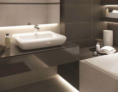 The Tanami black can be used both on the wall and the floor as it is made from Porcelain, perfect to use in all areas of the home Inc Bathroom & Kitchen Home Inc, Brass Fittings, Wall And Floor Tiles, Steel Frame, Bespoke, Sink, Porcelain, Neon, Flooring