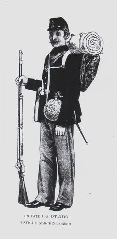 Private in Union Army
