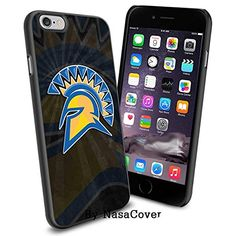 (Available for iPhone 4,4s,5,5s,6,6Plus) NCAA University sport San Jose State Spartans , Cool iPhone 4 5 or 6 Smartphone Case Cover Collector iPhone TPU Rubber Case Black [By Lucky9Cover] Lucky9Cover http://www.amazon.com/dp/B0173BTJIW/ref=cm_sw_r_pi_dp_Jivnwb1988ZE9