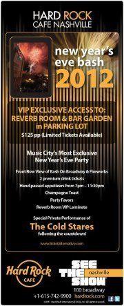 Check out Hard Rock Cafe Nashville on ReverbNation