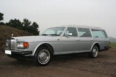 1986 Rolls Royce Station Wagon