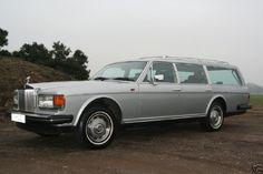 1986 Rolls Royce Station Wagon