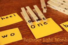 Sight words for beginner readers: Fine Motor activity for the book 'Bears on Wheels'