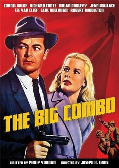 The Big Combo [Cine negro; 1955; DVDRip; VO; SE]