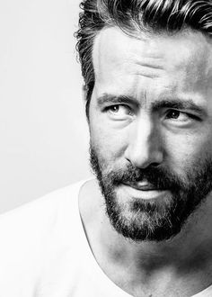 Ryan Reynolds by Michael David Friberg