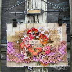 'tover Thank You Card ~ Lynne Forsythe