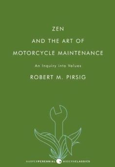 zen and the art of motorcycle - Google Search