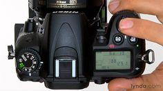Nikon D7000 tutorial: Shooting with the continuous mode | lynda.com
