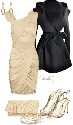 """""""Black Tie Contest (2)"""" by casuality on Polyvore"""