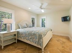 Bedroom interior design by Connie Sherrard, Baer's Furniture - Ft. Myers, Florida