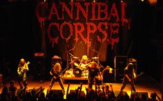 Download 450x360 Cannibal Corpse Wallpapers, Cannibal Corpse HD
