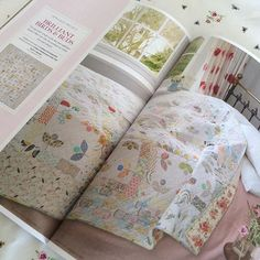 So pleased to be able to share this wonderful quilt with so many of you through…