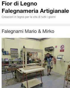 Fior Di Legno Falegnameria Artigianale Vignale Monferrato www.fiordilegno.com