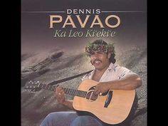 Falsetto legend uncle Dennis Pavao