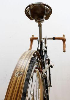 SykesWood Fenders.com #bike