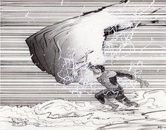 Green Lantern by Daniel Warren