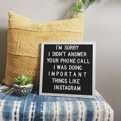 My feed isn't going to like itself. I'm kind of a big deal on Instagram. : @ashleysuppe