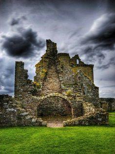 Dunnotter Castle, Scotland