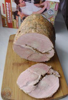Homemade Sausage Recipes, Bread Recipes, Kielbasa, Polish Recipes, Smoking Meat, Charcuterie, Ham, Pork, Food And Drink