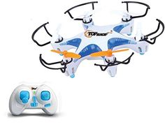 Top Race Hexacopter Drone UFO 4 Channel 5 inch Quadcopter 24GHz 6Axis Gyro TRMQ6  Colors Vary Red or Blue * You can get more details by clicking on the image.Note:It is affiliate link to Amazon.