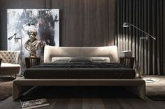 Home Decorating Idea Phot Contemporary Bed 30