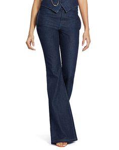 Flared Trouser Jean - Polo Ralph Lauren Flared - RalphLauren.com