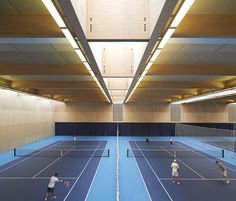 Gallery of Lee Valley Hockey and Tennis Centre / Stanton Williams - 4