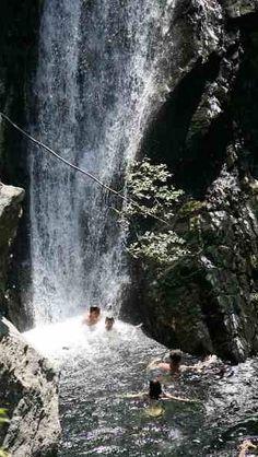 Gorge Fonias (Murderer).. Samothrace Island (North Aegean), Greece Macedonia, Greek Islands, Homeland, Waterfalls, Greece, Surfing, To Go, Traveling, Outdoors