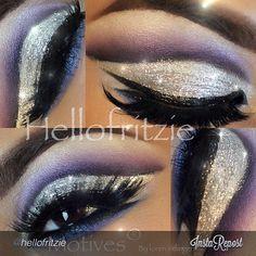 by #hellofritzie   Using #motivescosmetics