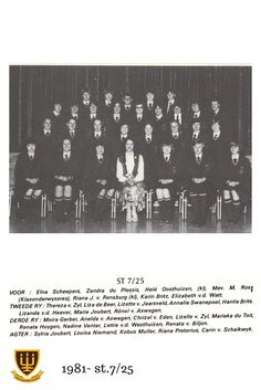 St.7/25 1981 Hoërskool Wesvalia Beer, Movies, Movie Posters, Root Beer, Ale, Films, Film Poster, Cinema, Movie