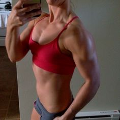 Is it wrong to posts pics of yourself on Pinterest?  Love my arms!  Worked hard for them and still working hard!!