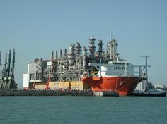LNG Tanker.......Huge !!