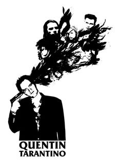Quentin Tarantino | Found on andrewtheshredder.tumblr.com via Tumblr