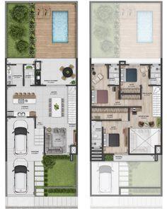 Floor Plans, Diagram, Layout, Instagram, Arquitetura, Plants, Page Layout, Floor Plan Drawing, House Floor Plans
