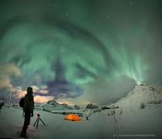 winter camping in norway - camping under the stars and seeing the northern lights! Winter activity we'd LOVE to do! #1 #EurailWinterWin