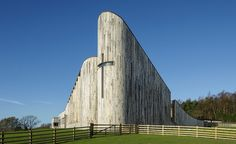 This year's Wood Awards pick out the most interesting projects in British architecture and product design which have used the material in a maverick way. From a centre for recovery, to an abbey for nuns and a peacefully winding walkway across a valley ...