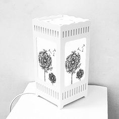 goods design of dandelion ivory white led table lamp the bedroom nightstand decoration lamp abajur eu plug warmwhite >>> To view further for this item, visit the image link.