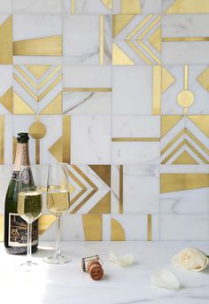 Mosaïque Surface, Cirque from Odyssée Collection. Photo by Mosaïque Surface.