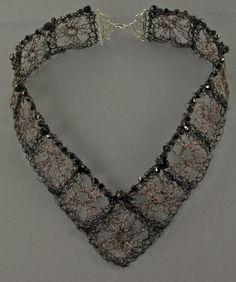 Crocheted Wire Work