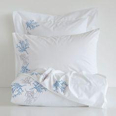 from Zara home Bedroom Comforter Sets, Bedding And Curtain Sets, Linen Bedroom, Linen Bedding, Bed Linens, Neutral Bed Linen, Black Bed Linen, Contemporary Bed Linen, Restoration Hardware Bedding