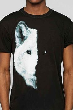 c59ce348c6b6 Midnight Wolf Tee - Urban Outfitters My T Shirt