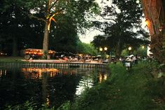Parkkaffee Gent (augustus)