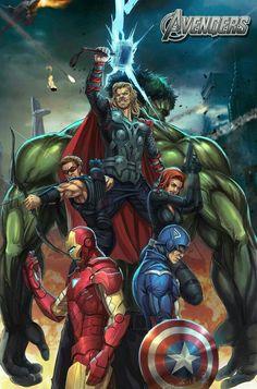 Who is your favorite avenger? dc hulk marvel, comics и ma Marvel Avengers Comics, Marvel Avengers Assemble, Hulk Marvel, The Avengers, Marvel Heroes, Hawkeye Marvel, Super Anime, Arte Dc Comics, Marvel Comic Universe