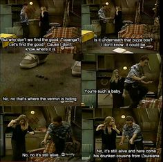 Well, after everything, Boy Meets world has taught me to accept Detroit college apartments. (almost) Lawd help me...