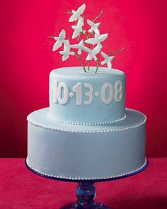 Wedding Cake Topper Ideas : Wedding Cakes Gallery : Brides